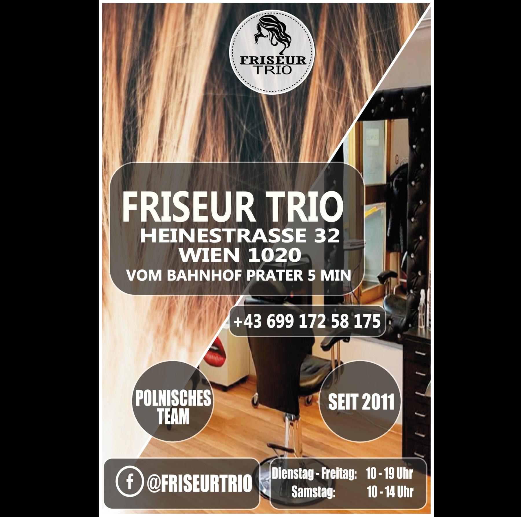 Friseur Trio